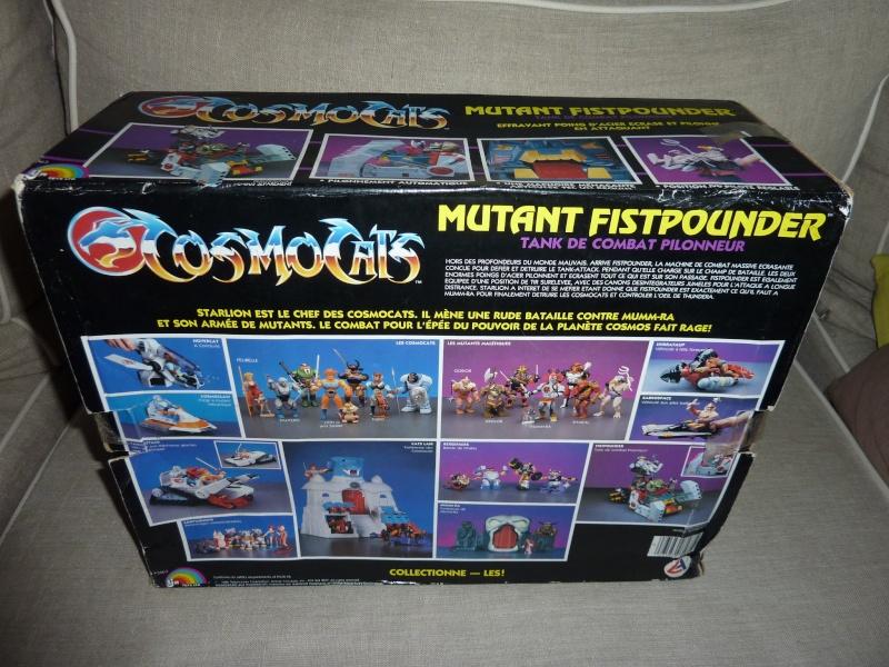 Cosmocats / Thundercats (LJN / ALES) 1985-1987 P1040146