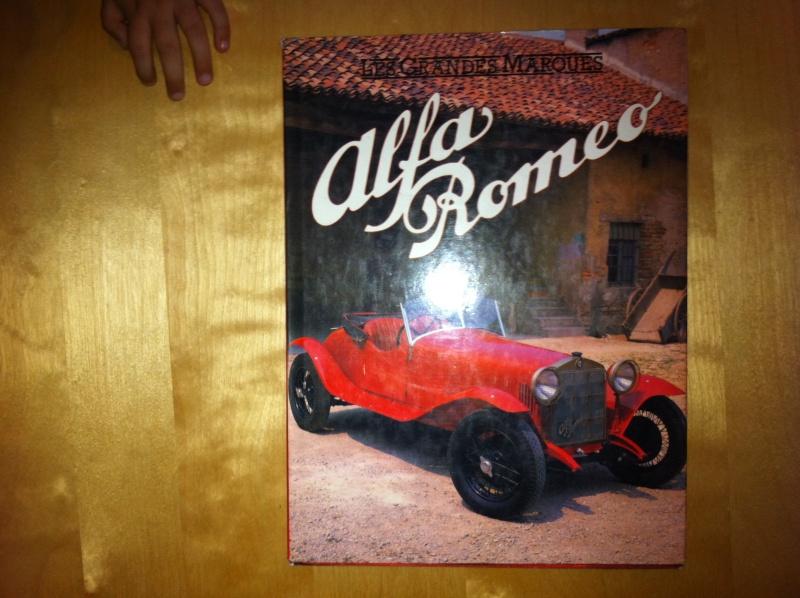 livres sur alfa romeo Photo_16
