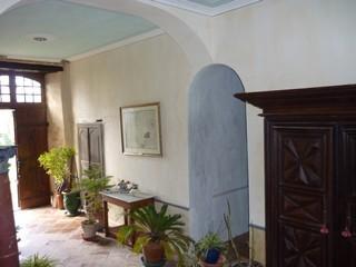 Chambre d'hôte impériale à Vallègue Chambr14