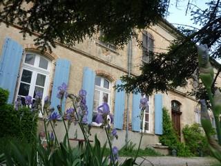 Chambre d'hôte impériale à Vallègue Chambr15
