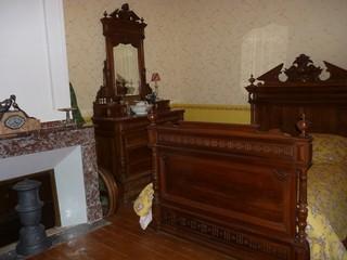 Chambre d'hôte impériale à Vallègue Chambr30