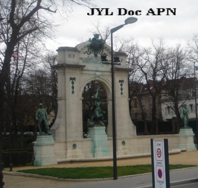 Campagne de 1870-71 : Guerre contre la Prusse Monume10