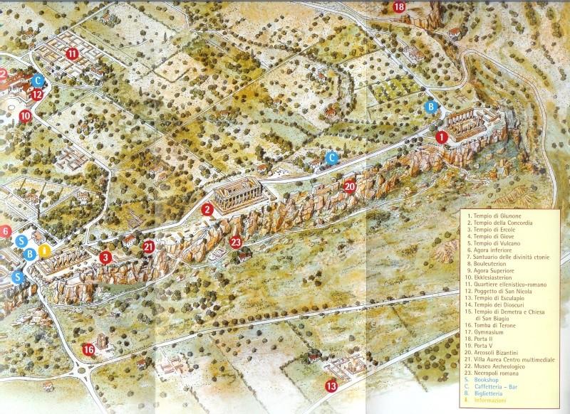 Antiquités romaines sous l'oeil de Google Earth 110