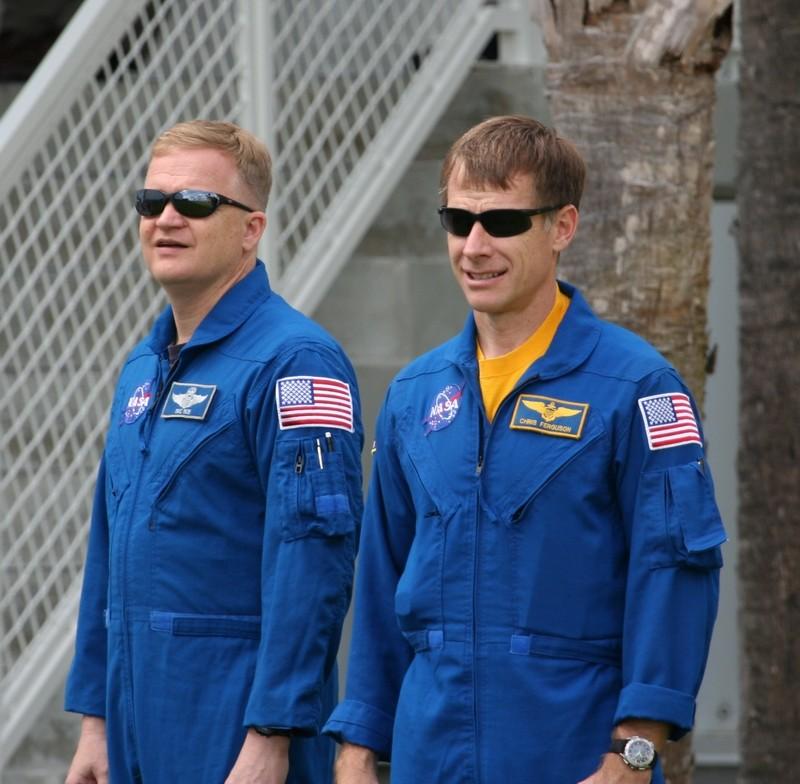 [STS-126] Endeavour : préparatifs (lancement le 14/11/2008) Img_5711