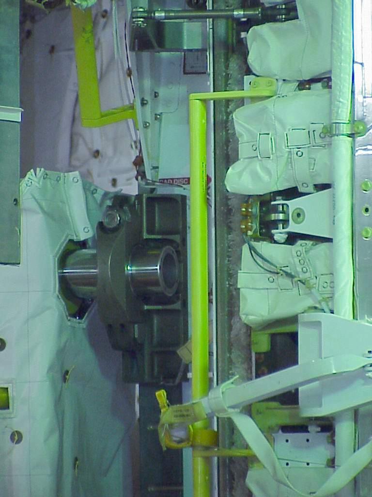 Identification d'éléments sur des modules d'ISS Pb410