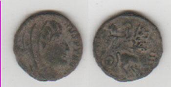 Emision Póstuma de Constantino I (rev: Cuadriga) Bajo_i11