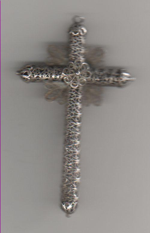 crucifijo de filigrana - s. XIX Cruz_b10