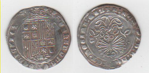 1 Real de los RRCC (Burgos, 1474 - 1504 d.C) Real_r11