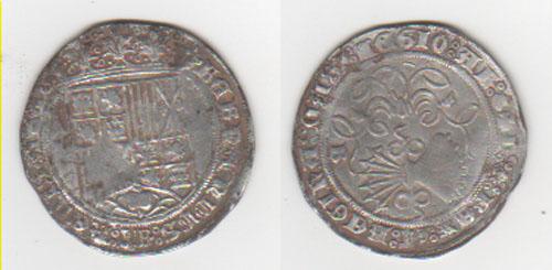 1 Real de los RRCC (Burgos, 1474 - 1504 d.C) Real_r12