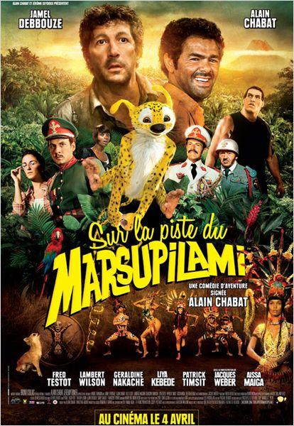 Sur la piste du Marsupilami  20024510