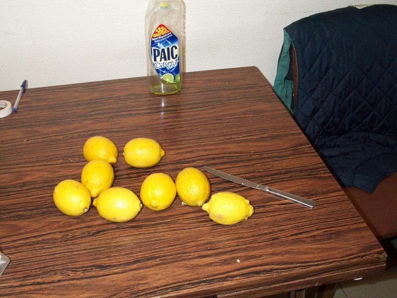 Nature morte et preparatifs Citron10