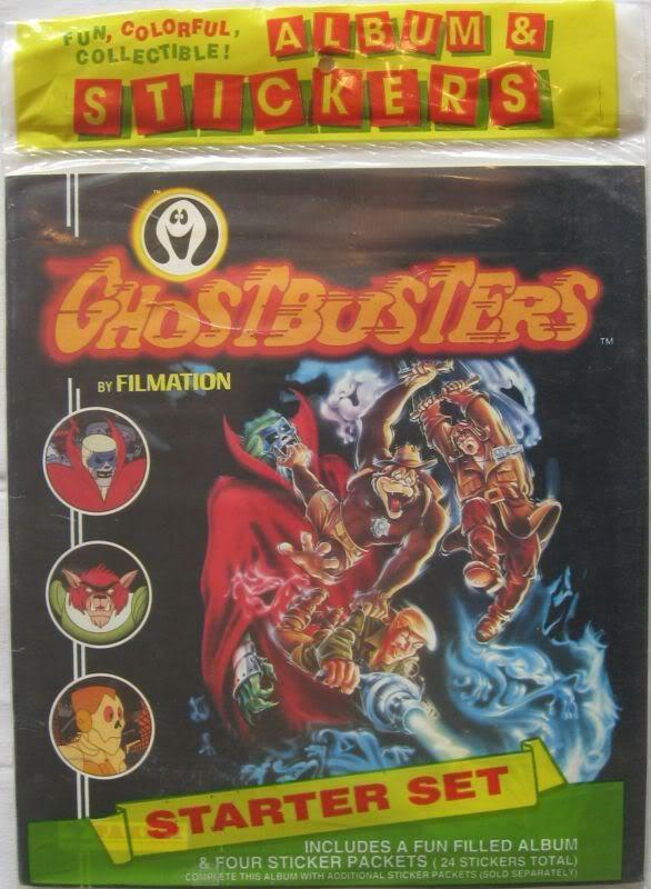 Ghostbusters Filmation (Savie/Schaper/Comansi) 1986 Ghostb13