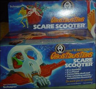 Ghostbusters Filmation (Savie/Schaper/Comansi) 1986 Ghostb17