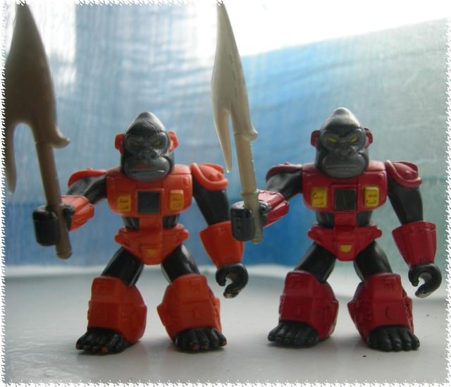 Glyos, le monde intergalactique Gorill10