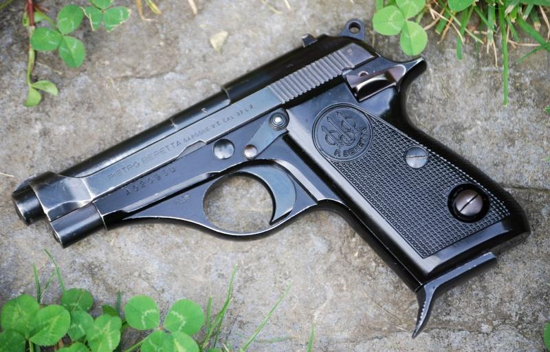 Beretta 71 vs Beretta 87 Dsc_0103