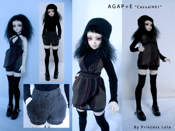 [AGAP+E] Robe sirène pour Monster high (p.10) 06/07 - Page 2 Casual11
