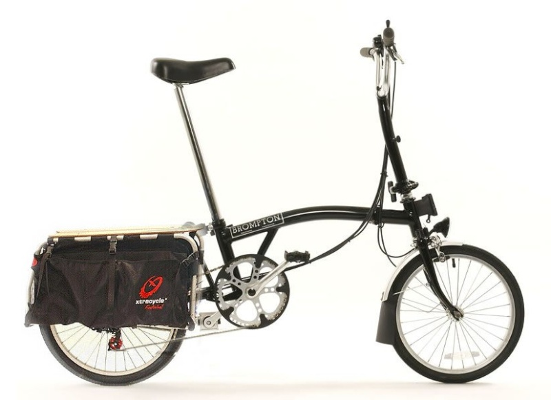 Xtracycle Brompt12