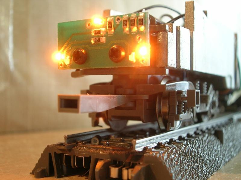 Améliorer l'éclairage des feux des BB-27000/37000 MEHANO 315