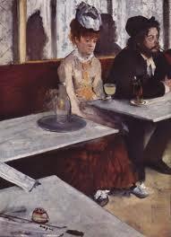 Devant le verre Degas10