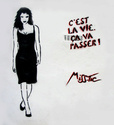 Tags et graffitis, street art, banksy... - Page 2 Miss-t10