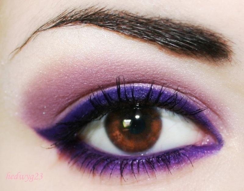 Idée de maquillage - Page 9 Lilac_10
