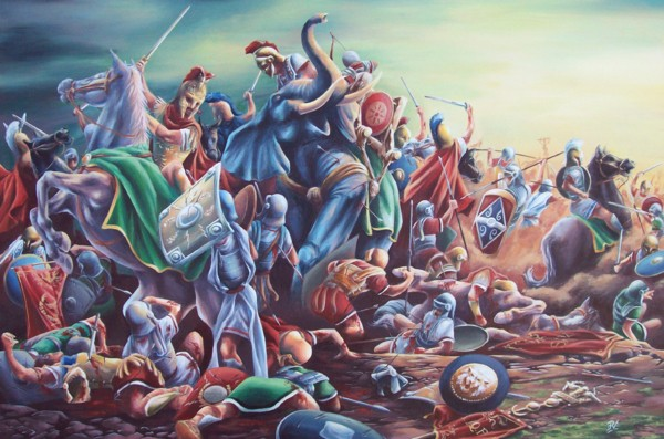 Hannibal, la terreur de Rome Batail10