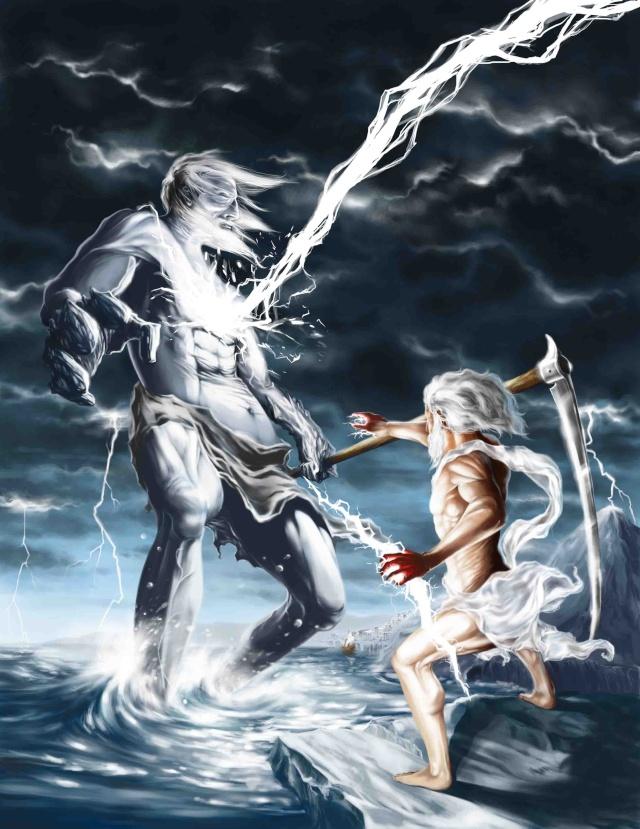 MYTHOLOGIE, CONTES ET LEGENDES... - Page 3 Zeus_c10