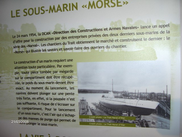 "[ Associations anciens Marins ] A.G.A.S.M. Le Havre section ""ESPADON"" Hpim6653"