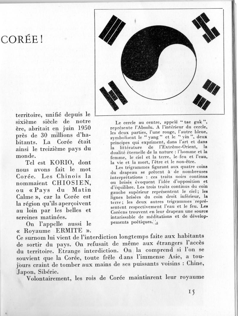 [Opérations de guerre] GUERRE DE CORÉE - Tome 1 - Page 24 Img59710