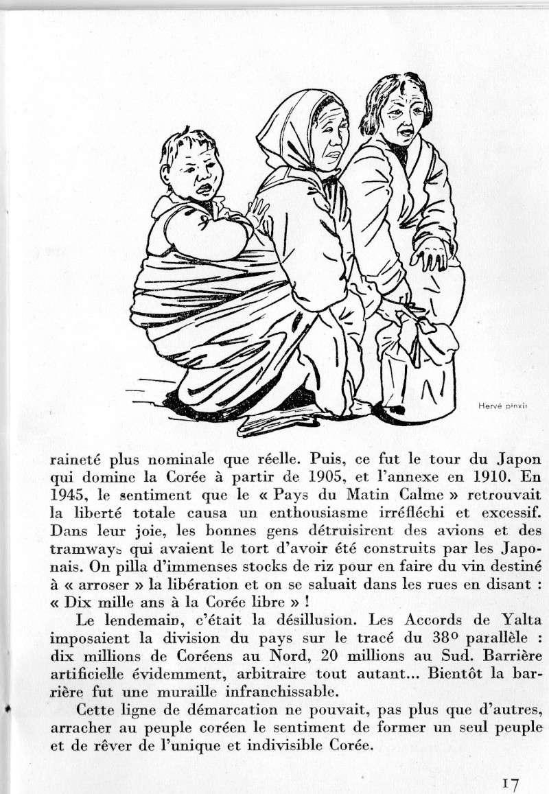 [Opérations de guerre] GUERRE DE CORÉE - Tome 1 - Page 24 Img59910