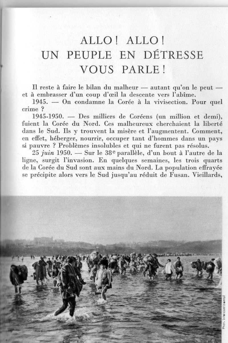 [Opérations de guerre] GUERRE DE CORÉE - Tome 1 - Page 24 Img61011