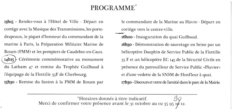 "[ Associations anciens Marins ] A.G.A.S.M. Le Havre section ""ESPADON"" - Page 3 Img73210"