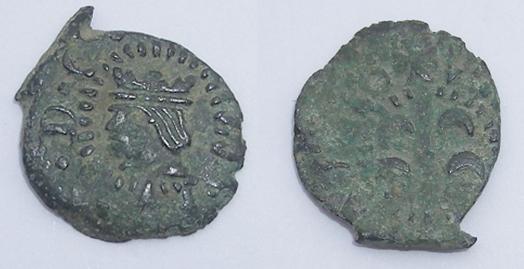 Tutorial- Identificación DINEROS VALENCIANOS 1610-d10