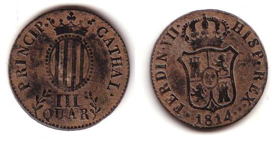 3 Quart de Isabel II (Barcelona, 1839) 3-quar10