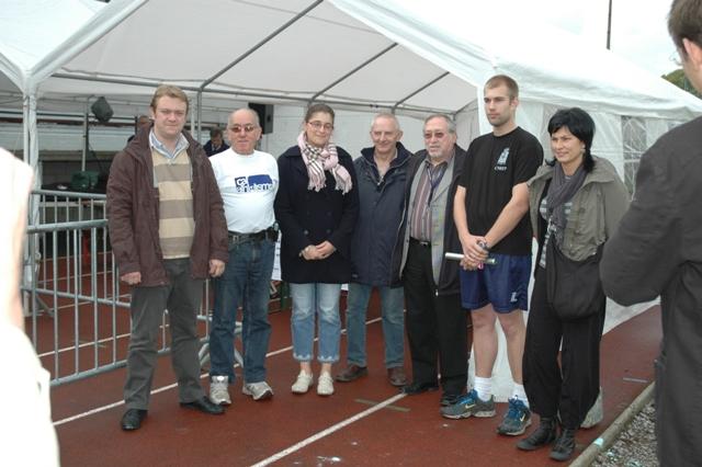 tentative record monde 1000 km du 8 au 12 octobre 2008 Record21