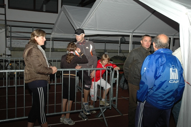 tentative record monde 1000 km du 8 au 12 octobre 2008 Record55