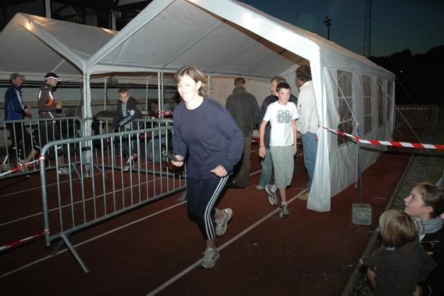 tentative record monde 1000 km du 8 au 12 octobre 2008 Record58