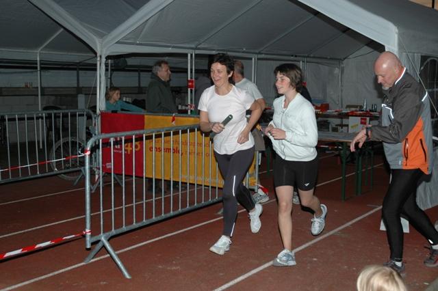tentative record monde 1000 km du 8 au 12 octobre 2008 Record77