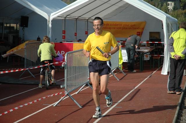 tentative record monde 1000 km du 8 au 12 octobre 2008 Record89