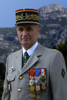 Entretien avec le général de Saint-Chamas 95509810