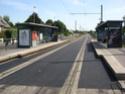 Travaux d'été 2008 sur le Tram. Statio13