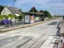Travaux d'été 2008 sur le Tram. Statio14