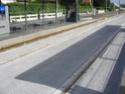 Travaux d'été 2008 sur le Tram. Statio15