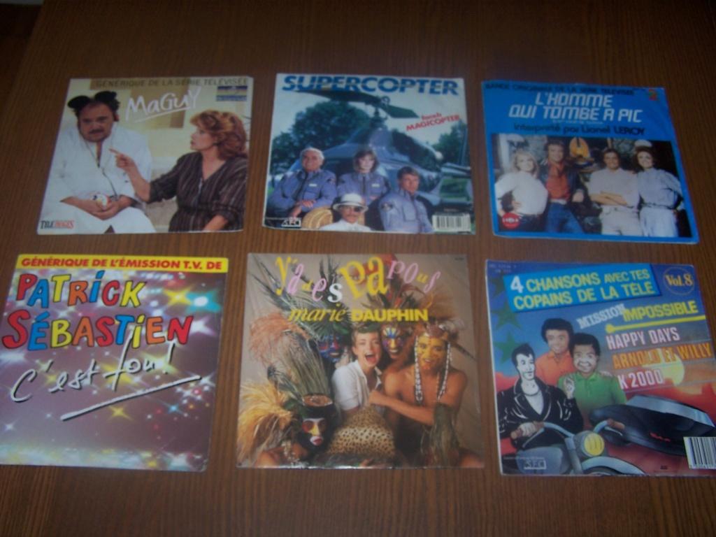 Vos trouvailles vinyls 45t, 33t,de DA, séries, B.O 100_3514