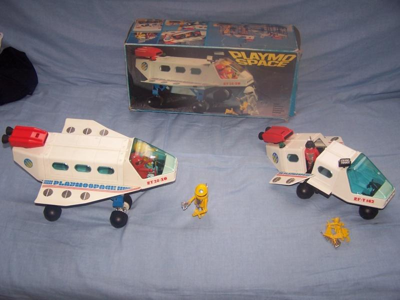 Playmobil thème Espace - Playmo Space - Playmospace 100_3710