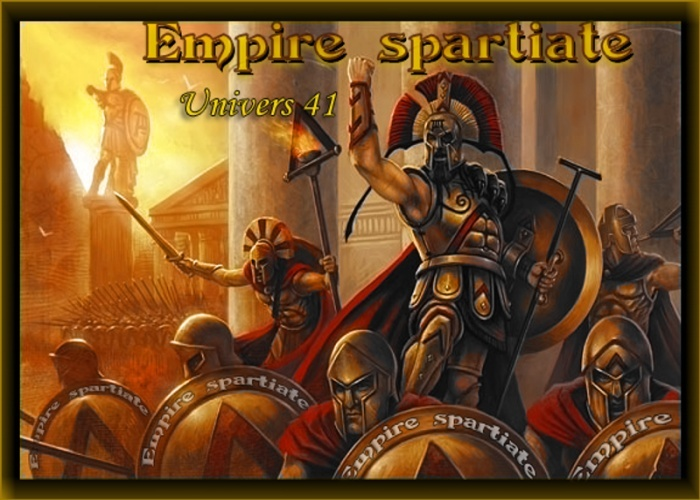 Empire Spartiate