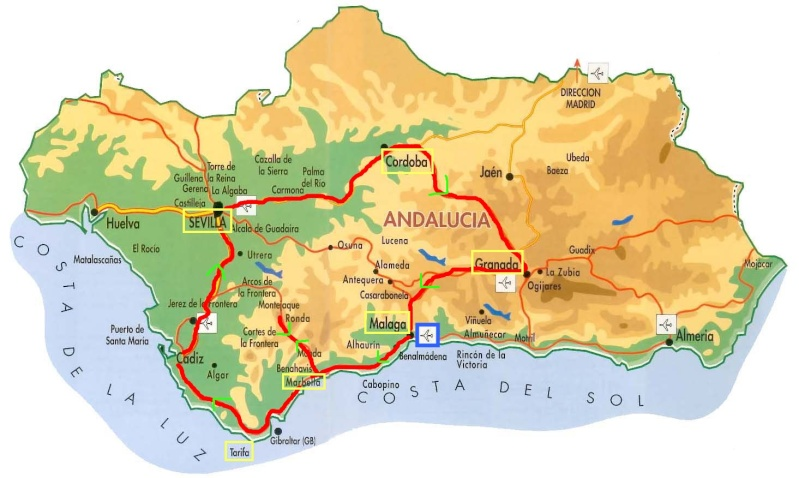 L'Andalousie Andalo10
