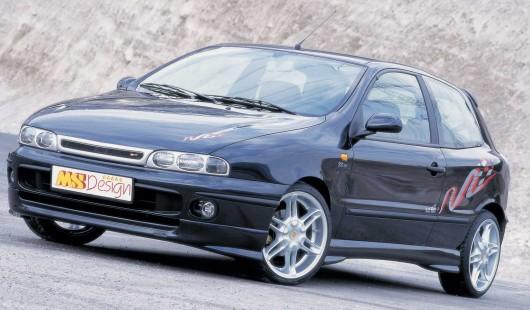 Bravo GT JTD SportLine Fiat-b10