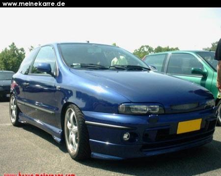 Bravo GT JTD SportLine Fiat_b10