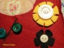 Un protège cahier à idées couture Detail10